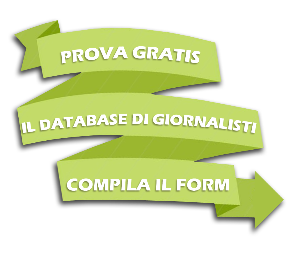 prova gratis il database di giornalisti e opinion leader rp 2.0
